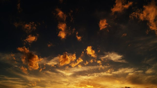 Cloud formation cloudiness clouds cloudscape dawn