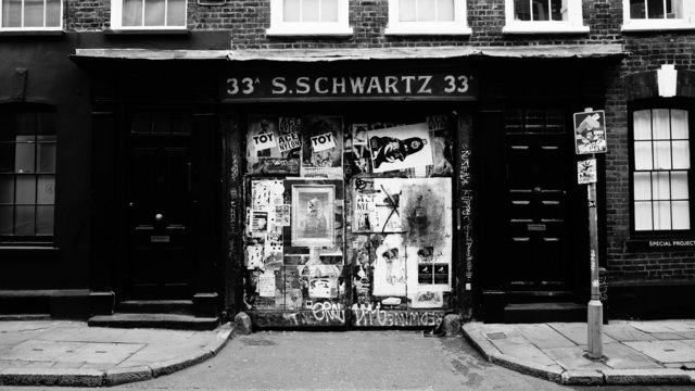 33 s schwartz 33 architecture black and white brickwall buildings