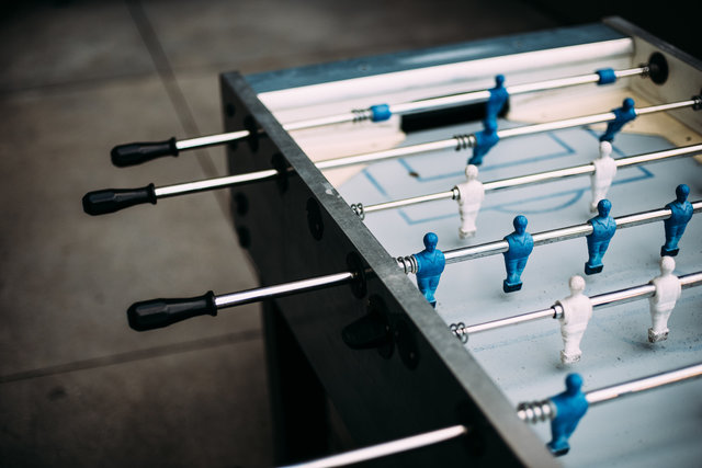 Foosball fun fuzboll game goal