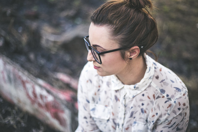Alone beautiful eyeglasses eyewear female