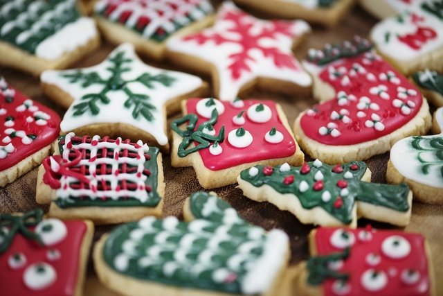 Christmas holiday yuletide cookies sweets