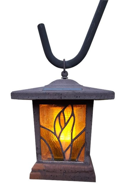 Hanging lamp lamp tiffany glass colorful