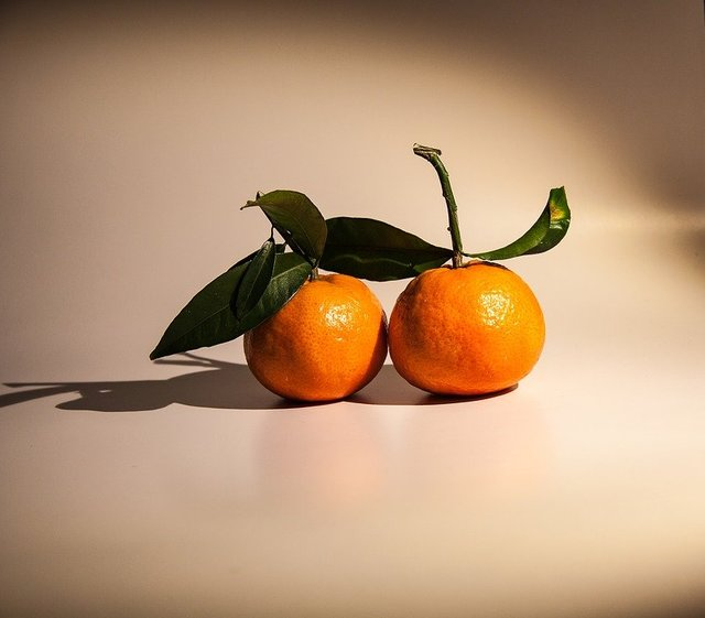 Tangerines tropical fruits fruit fruits vitamins