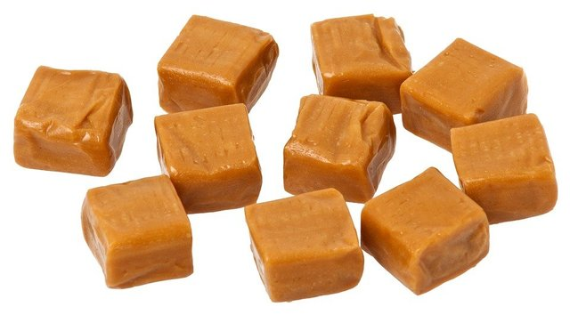 Yorkshire fudge cream toffee caramel