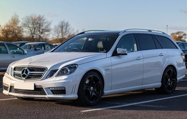 Mercedes cars auto transport vehicle