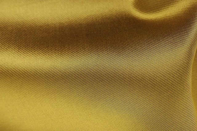 Yellow fabric textile texture abstract