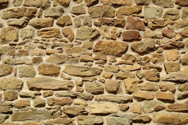 Wall stone stone wall masonry backgrounds