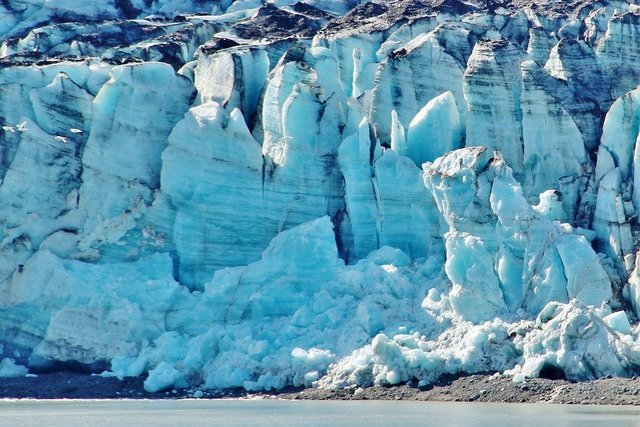 Alaska cruise iceberg sea nature