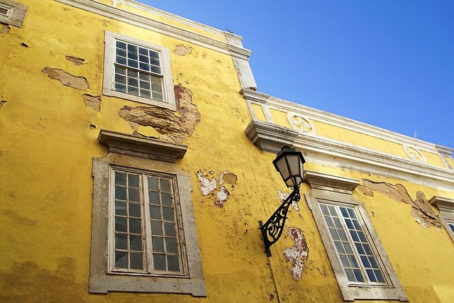 Faro portugal algarve architecture tile