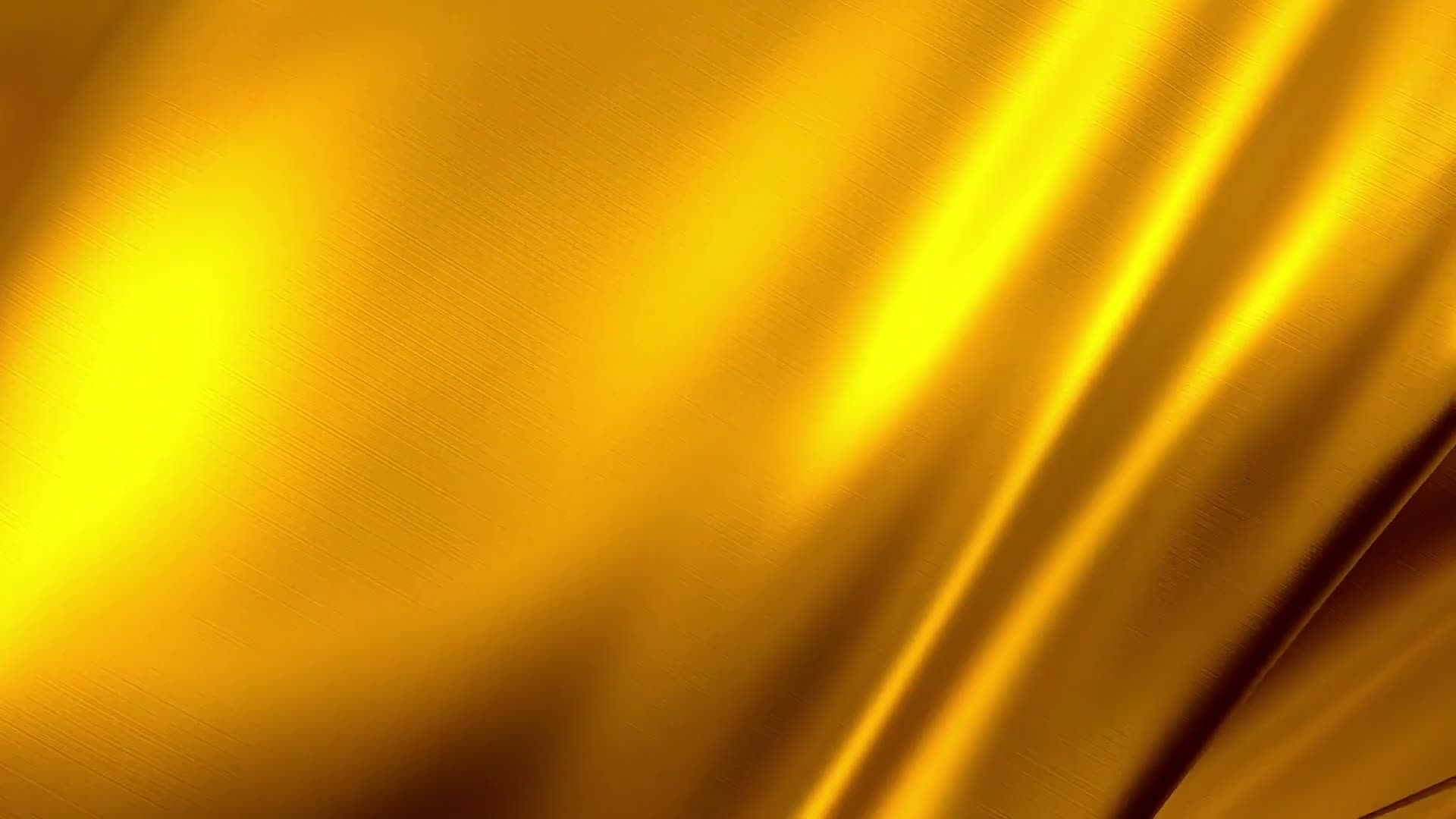 Waves smooth gold abstract background