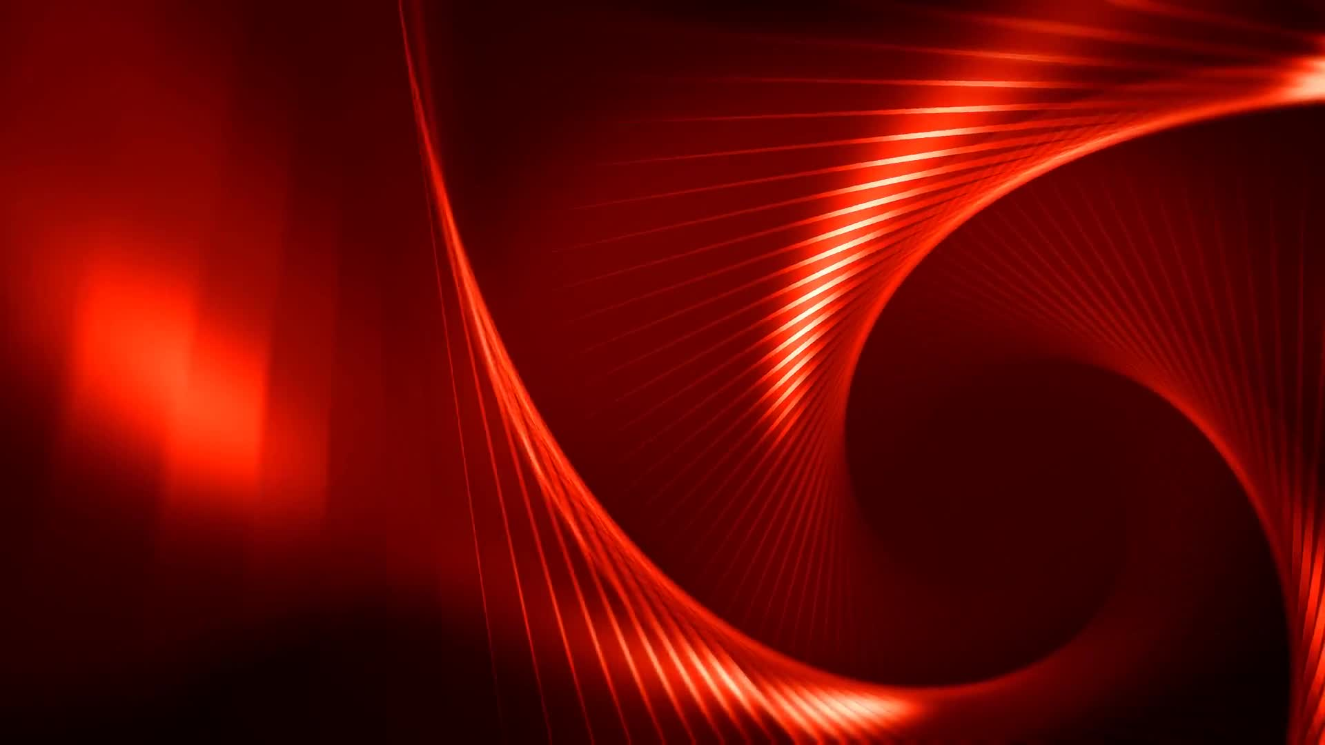 Rotating spinning abstract background loop