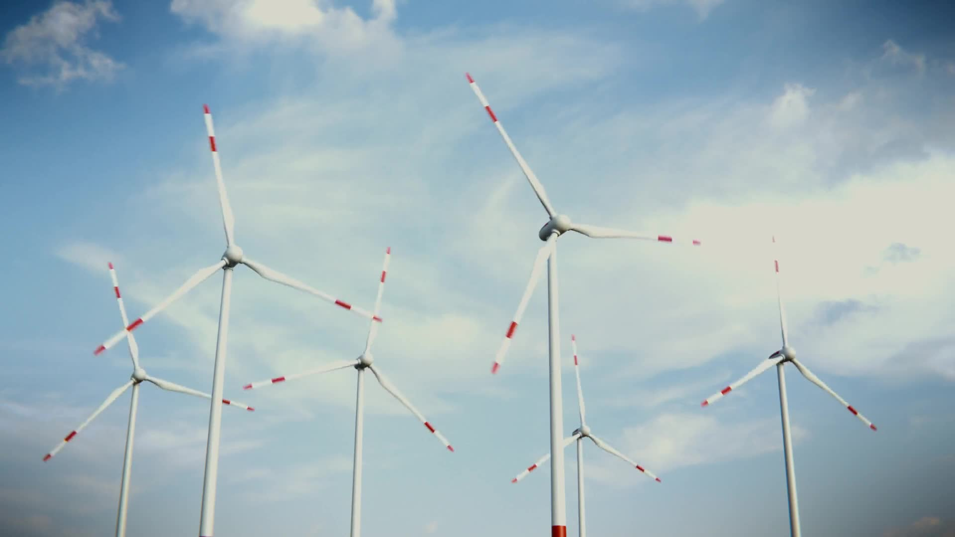 Video of windmills