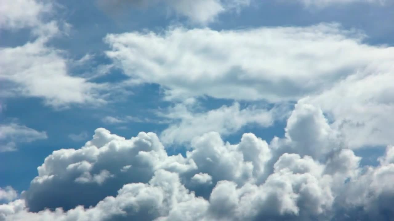 Cloudscape video