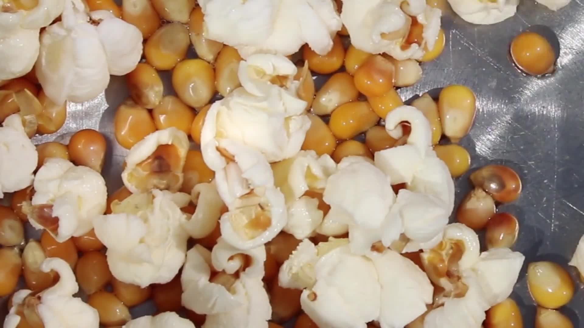 Popcorn popping cooking food snack
