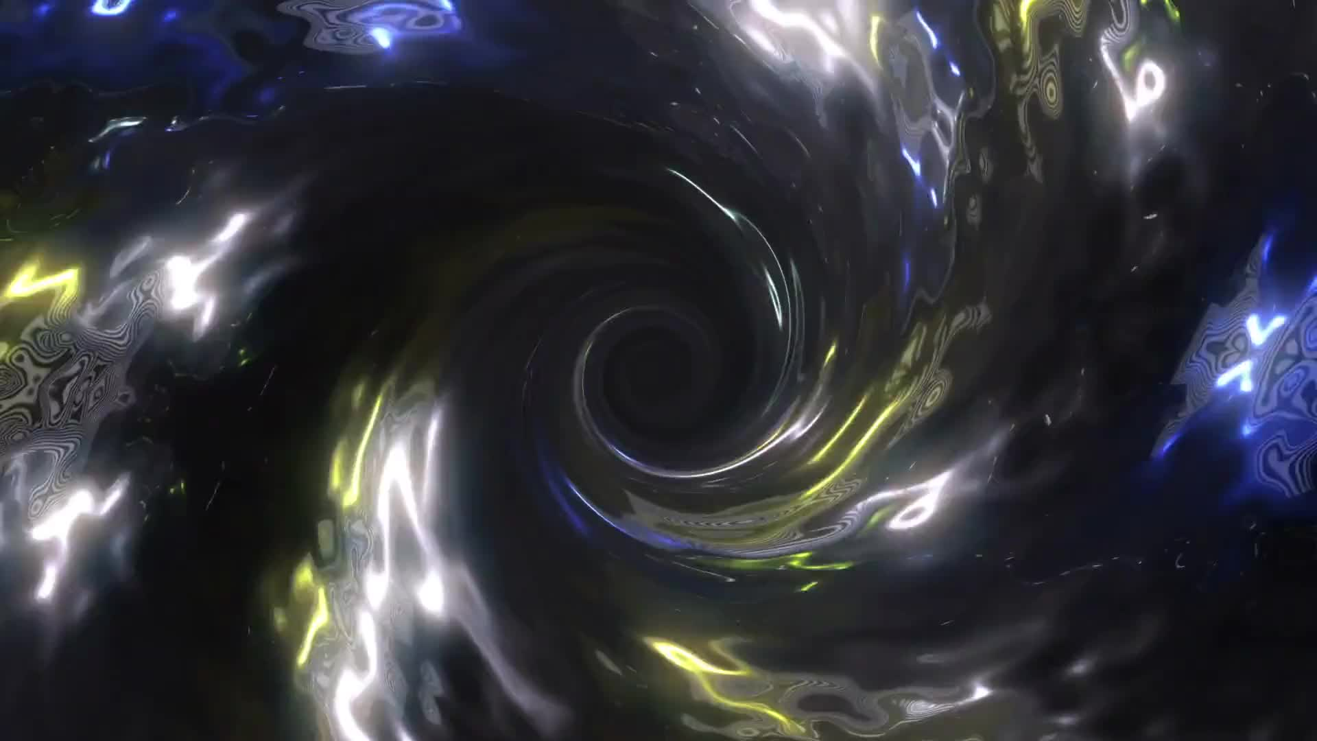 Vj loop spiral creative motion animation