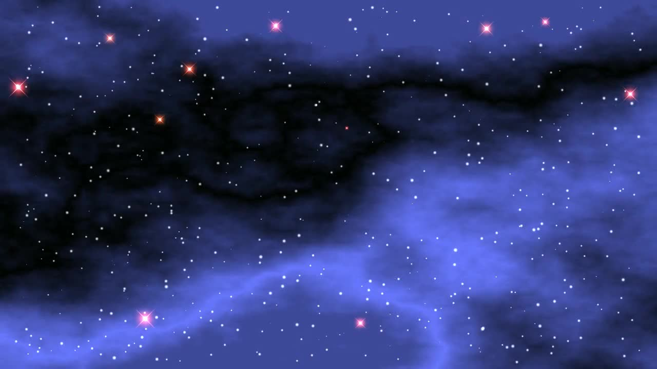Galaxy stars background space shine
