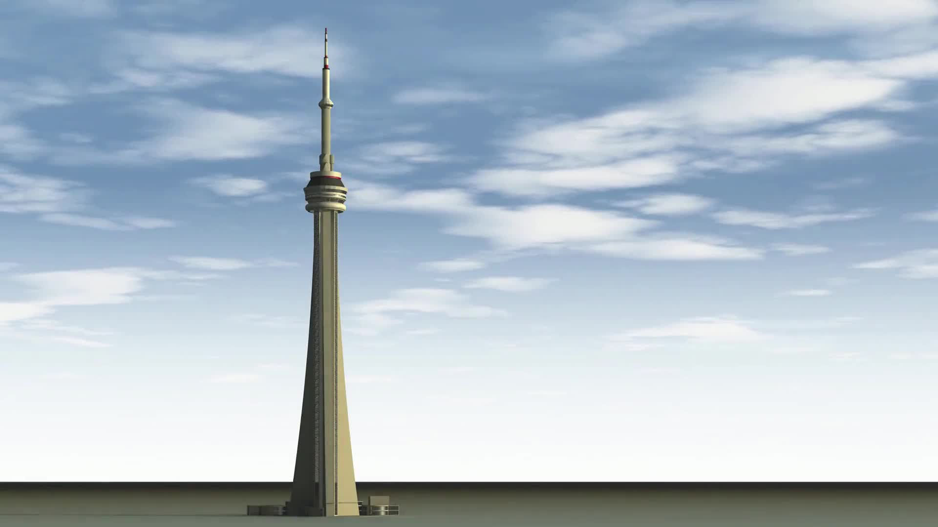 Cn tower tower toronto art culture