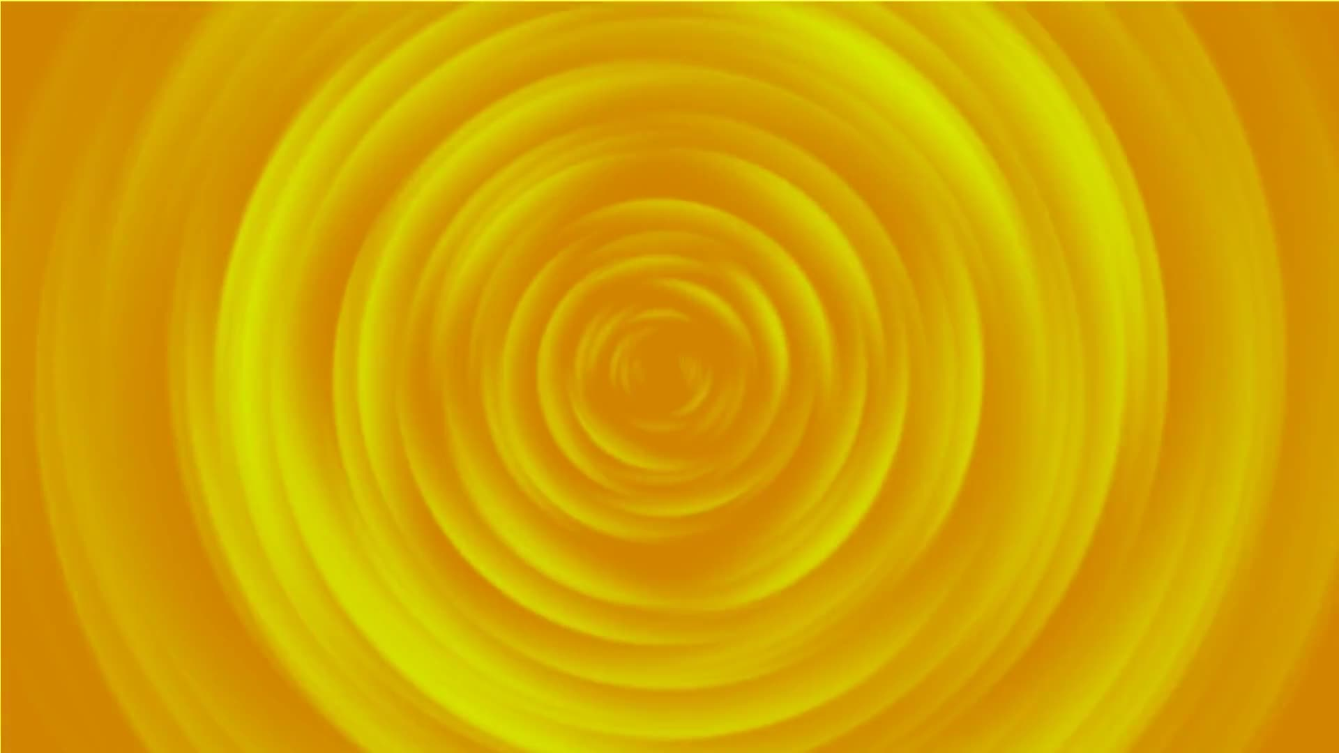Swirl yellow design motion color
