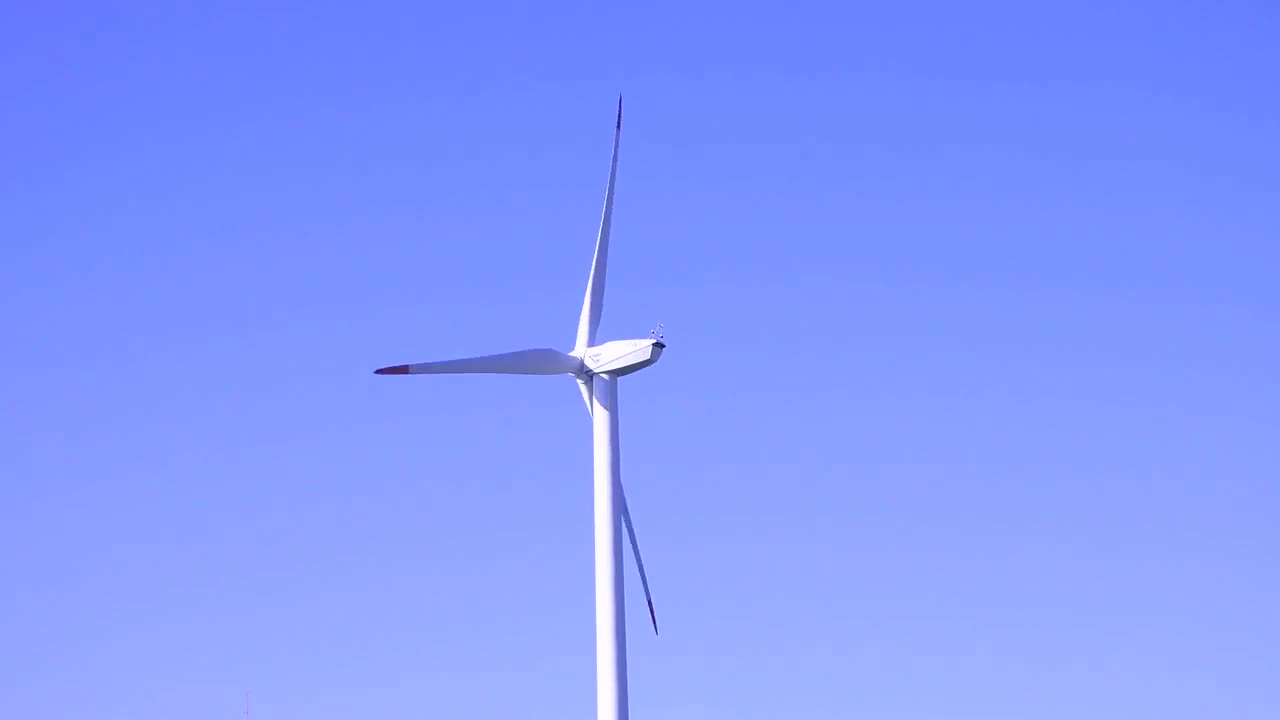 Wind energy ecology turbine wind sky