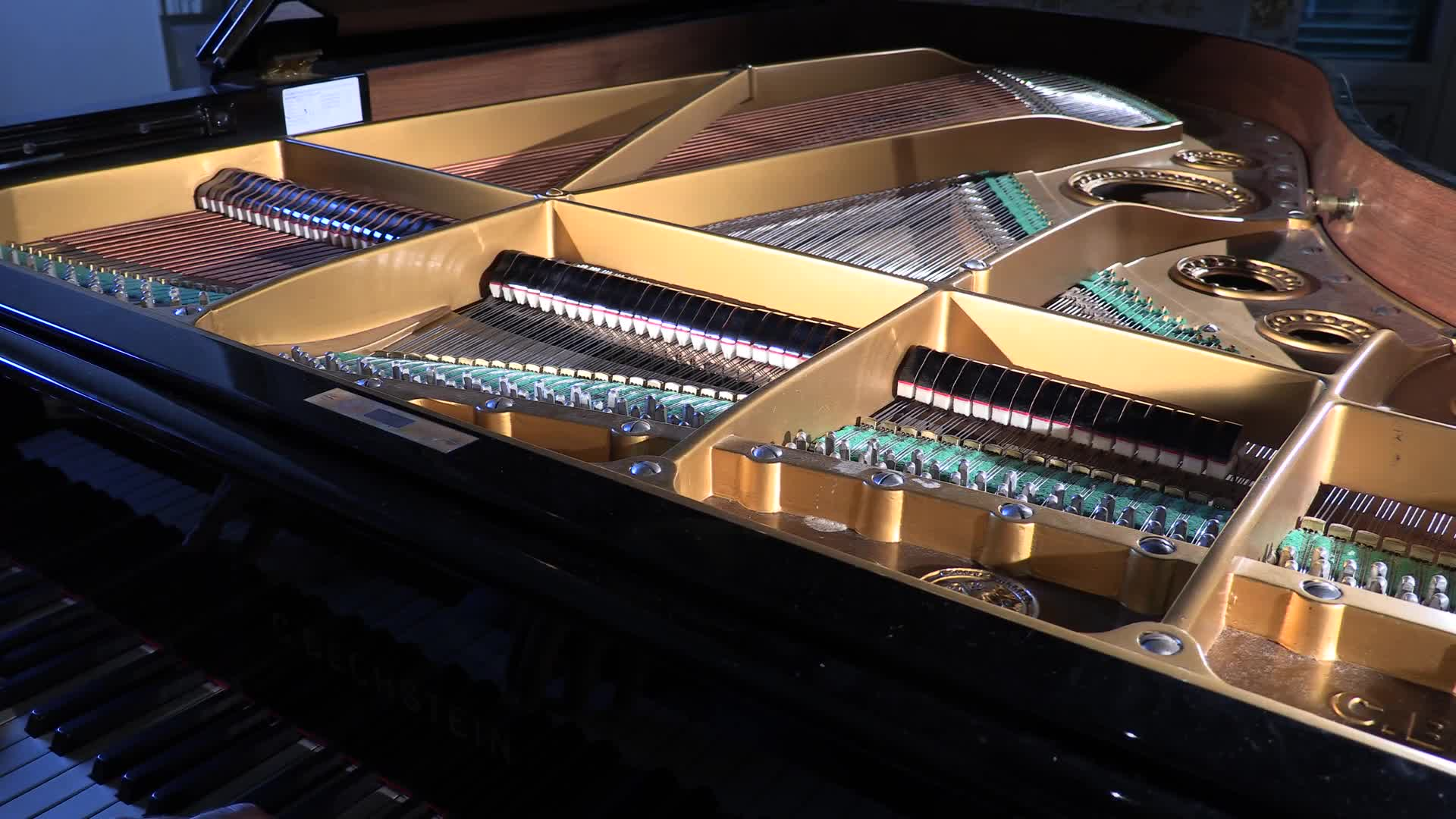 Piano wing music instrument piano keyboard