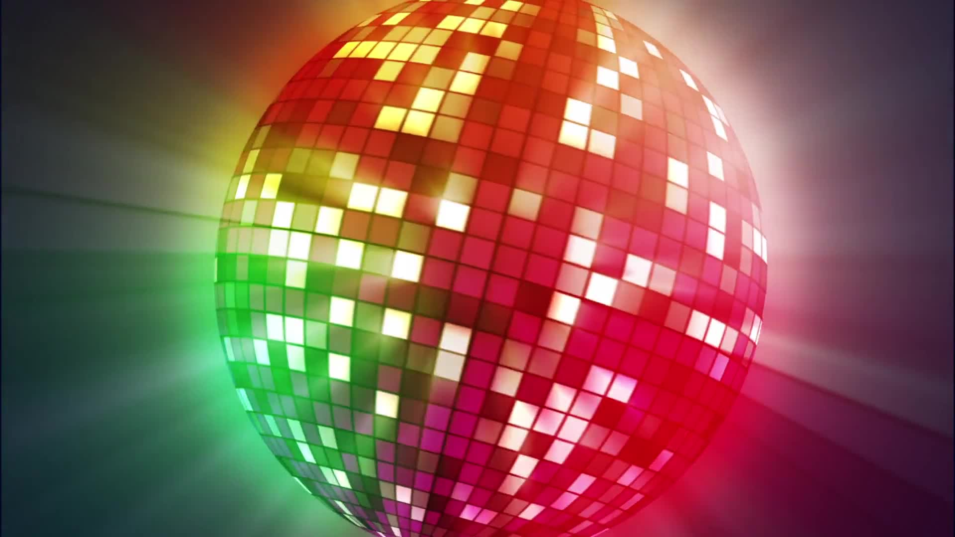 Disco ball disco retro music
